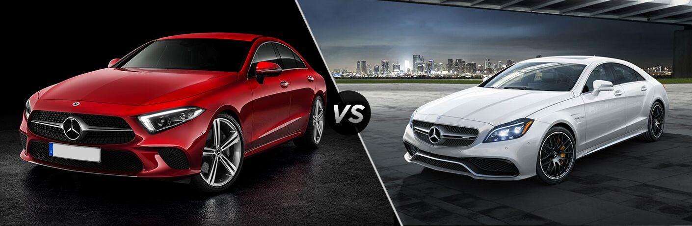 2019 Mercedes-Benz CLS vs 2018 Mercedes-Benz CLS