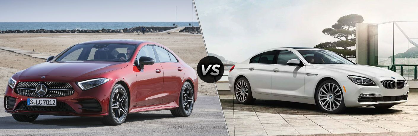 2019 Mercedes-Benz CLS vs 2018 BMW 6 Series