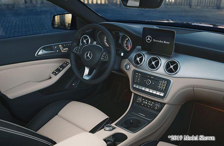 2019 Mercedes-Benz GLA representing 2020
