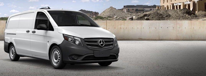 2020 Mercedes-Benz Metris Cargo Van from exterior front