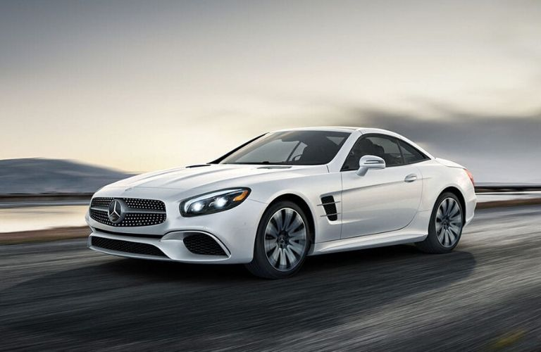 2020 Mercedes-Benz SL Roadster from exterior drivers side