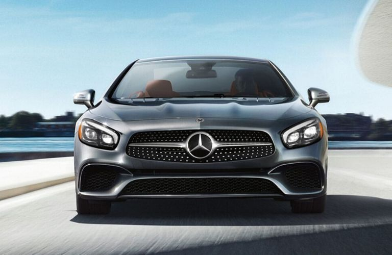 2020 Mercedes-Benz SL from exterior front