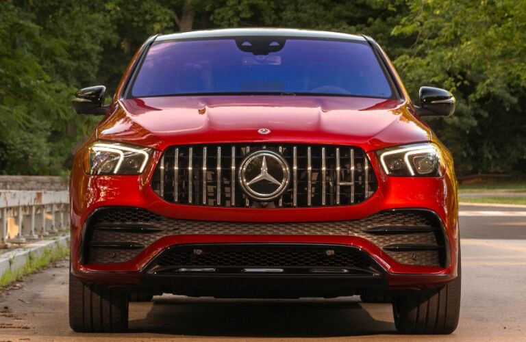 2021 Mercedes-Benz AMG® GLE Coupe from front