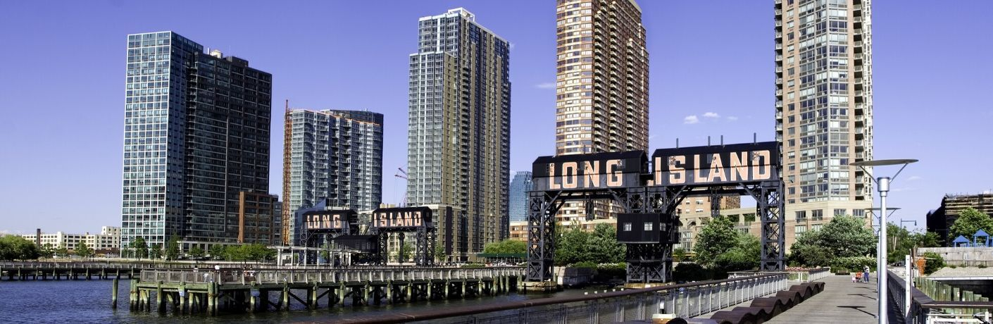 Long Island City, Queens skyline