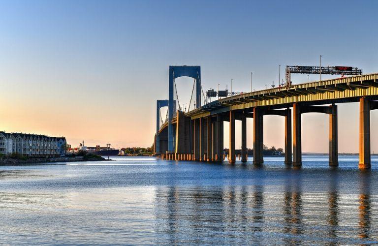 Throgs Neck Bridge Queens, NY
