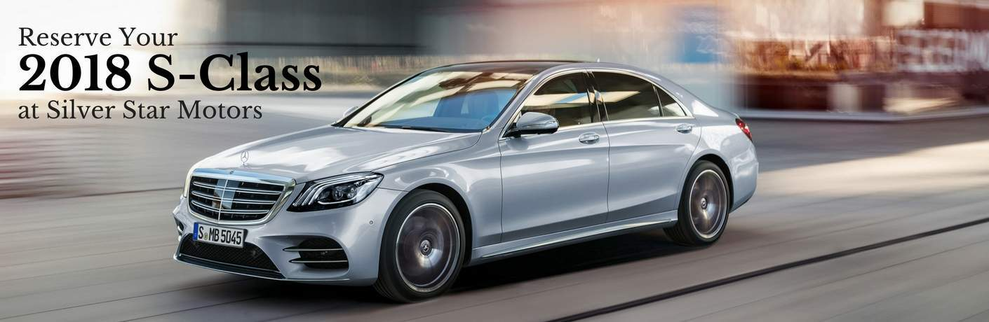 Reserve a 2018 Mercedes-Benz S-Class in Long Island City, NY