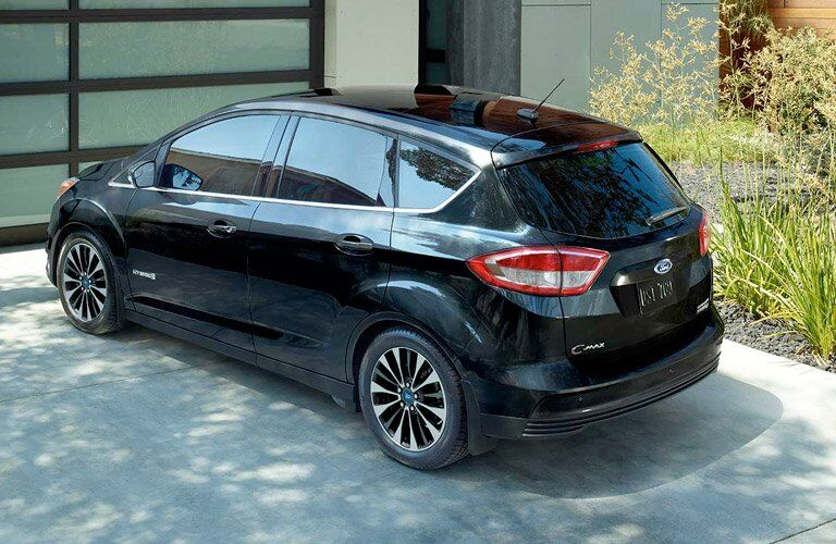 2017 Ford C-Max liftgate