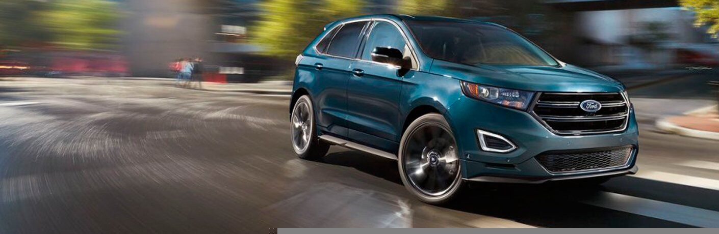 2017 Ford Edge Chestermere AB