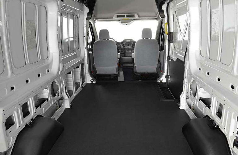2017 Ford Transit Van cargo capacity