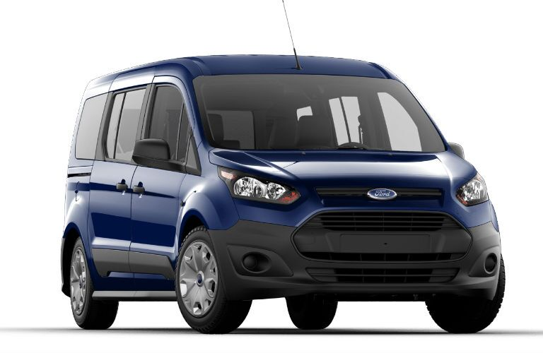 2017 Ford Transit passenger wagon seating capacity