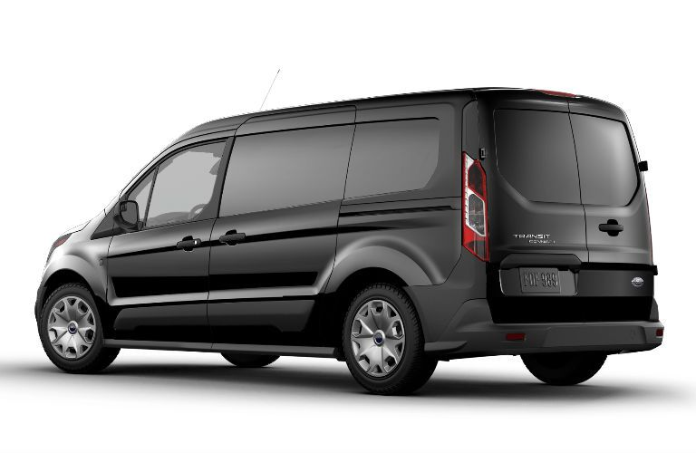 2017 Ford Transit Connect XL Van flat bed