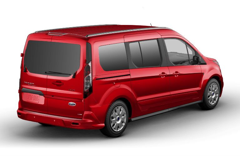 2017 Ford Transit Connect XLT Passenger Wagon sliding doors