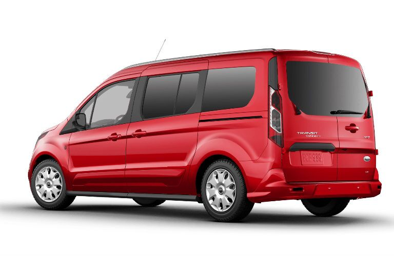 2017 Ford Transit Connect XLT Passenger Wagon 180 degree doors