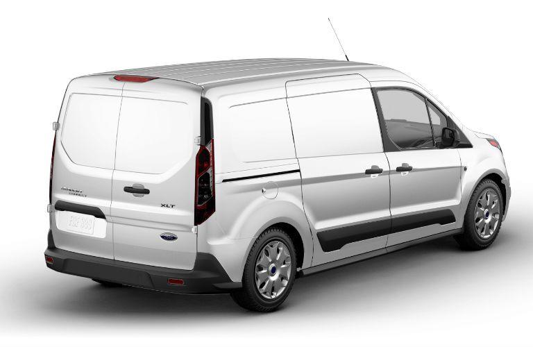 2017 Ford Transit XLT sliding door