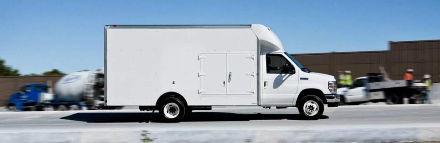 2018 Ford E-Series Cutaway Calgary AB