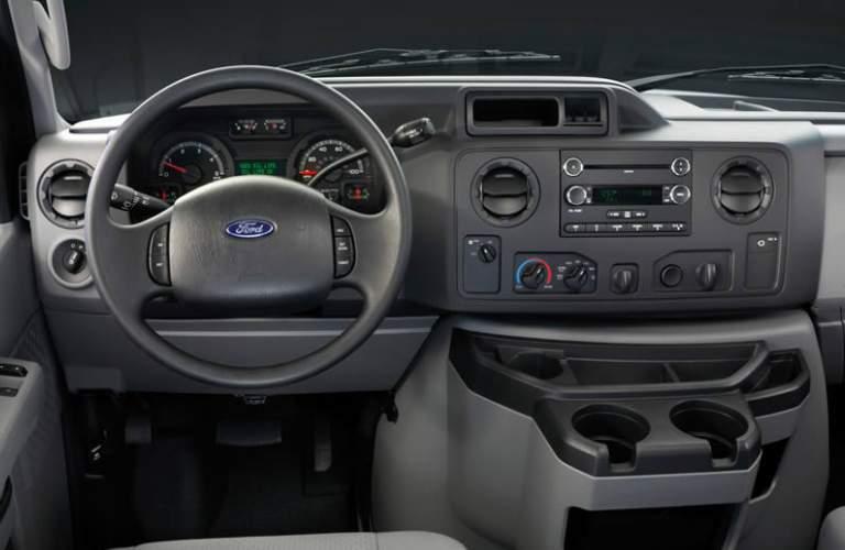 2018 Ford E-Series Cutaway Calgary AB Interior