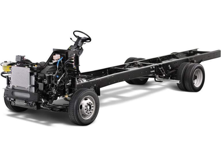 2018 Ford F-53 and F-59 Stripped Chassis Calgary AB Design Features