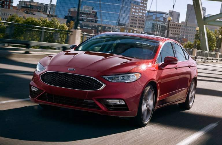 2018 Ford Fusion Calgary AB Performance