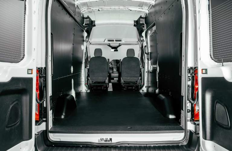 2018 Ford Transit Calgary AB Cargo Area