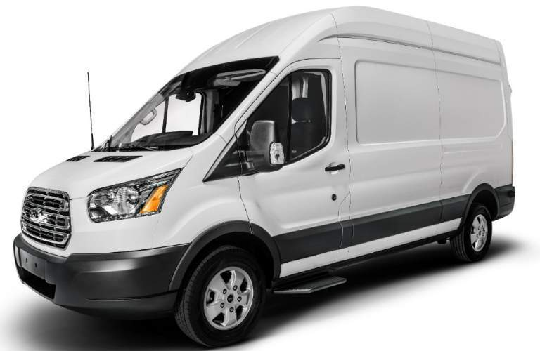 2018 Ford Transit Calgary AB Exterior