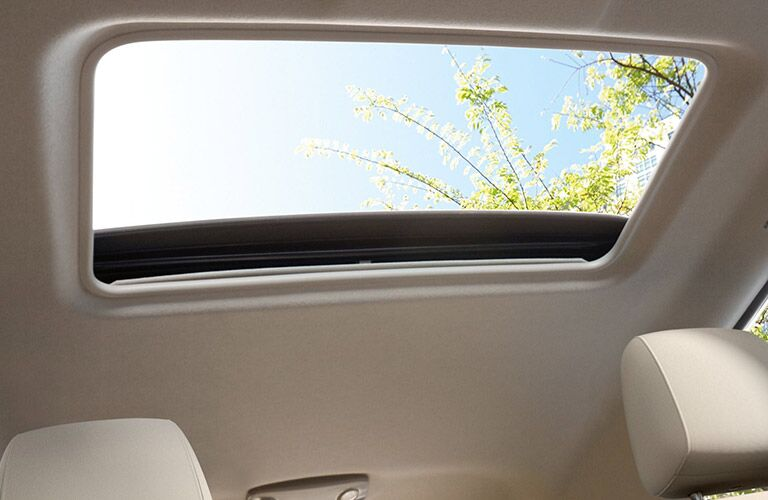 Sunroof in 2019 Ford Fiesta