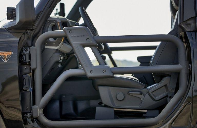 2021 Ford Bronco door view