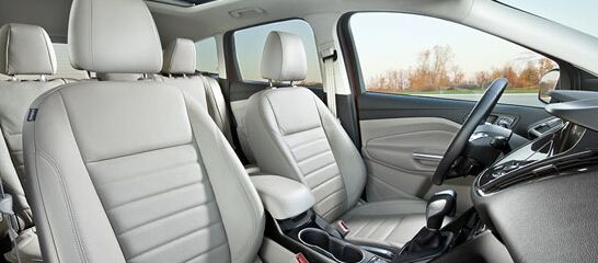 Comfortable and Versatile Seating 2016 Ford Escape