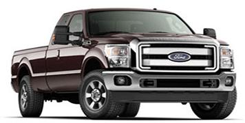 2016 Ford SuperDuty