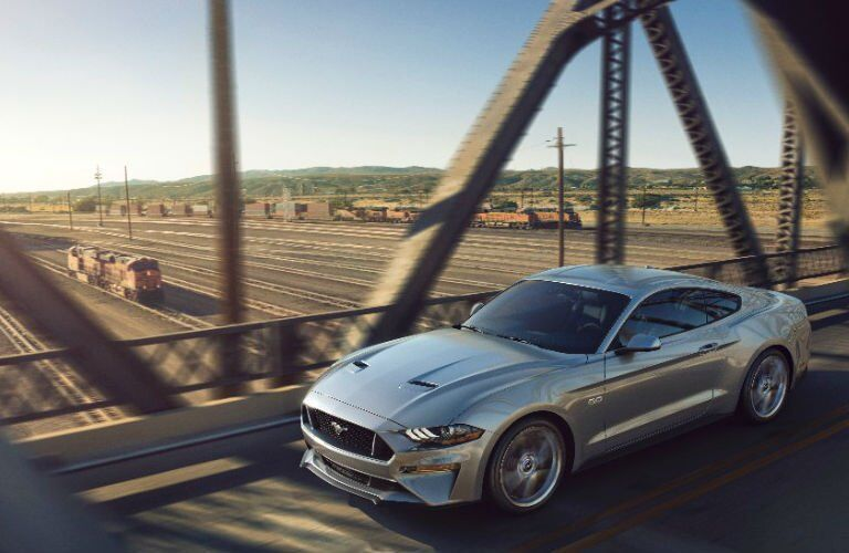 2018 Ford Mustang fuel economy