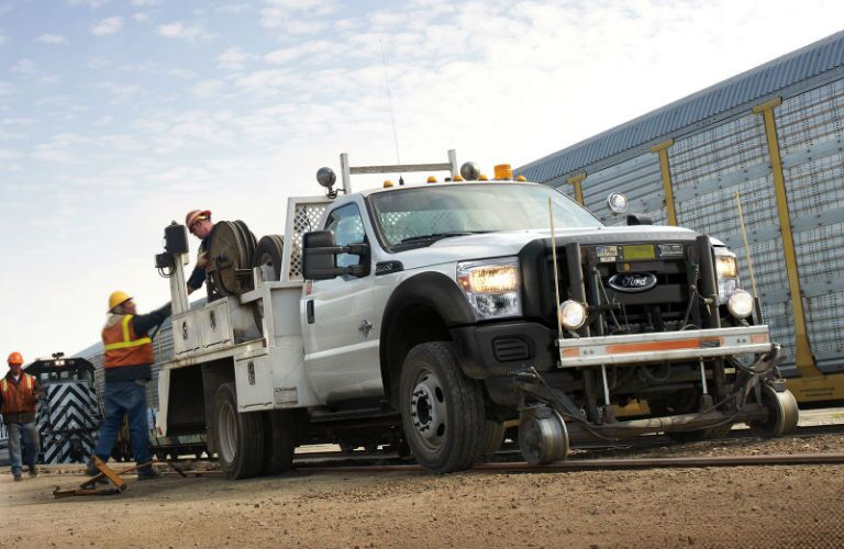 Ford Super Duty Chassis Cab in Calgary AB