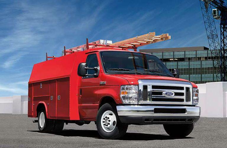Ford E-Series Cutaway in Calgary AB
