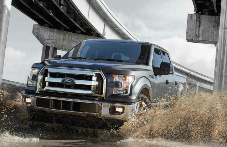 Ford F-150 commercial truck in Calgary AB