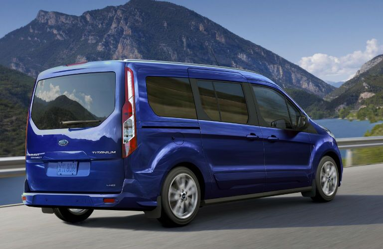 Ford Transit Connect in Calgary AB