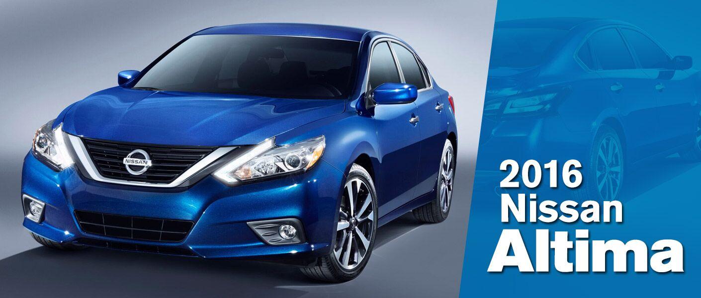 2016 Nissan Altima in Melbourne FL