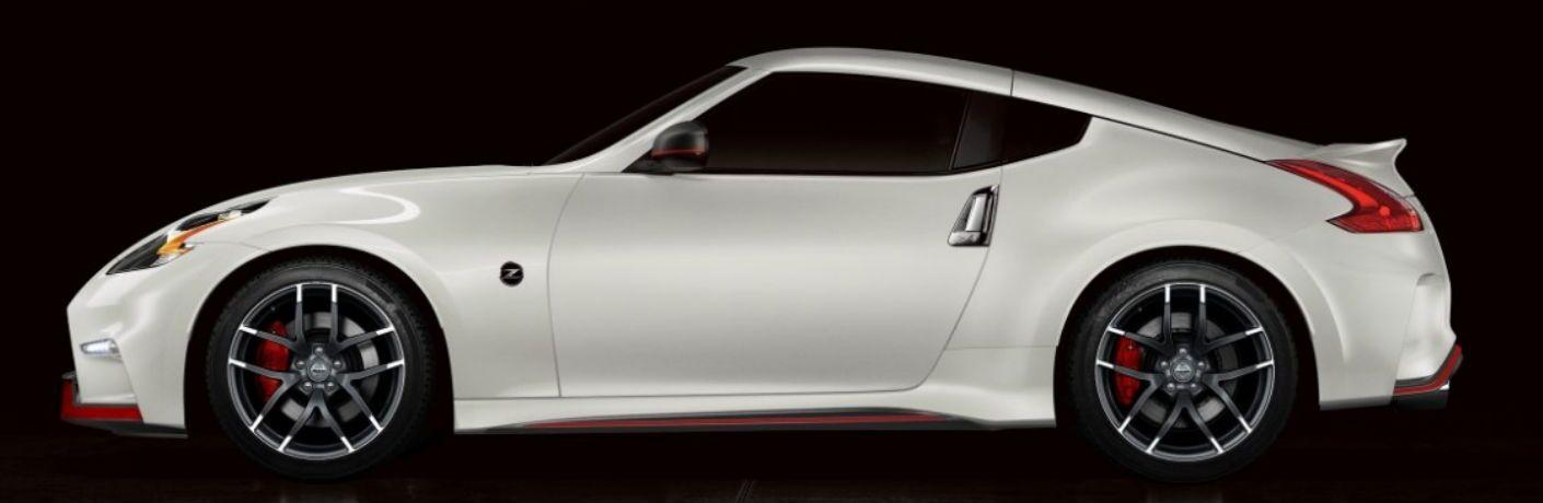 2019 Nissan 370Z Nismo side profile