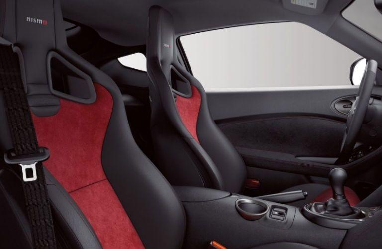 2019 Nissan 370Z Nismo performance seats