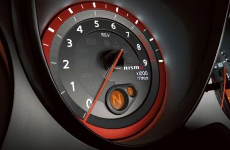 2019 Nissan 370Z Nismo RPM gauge
