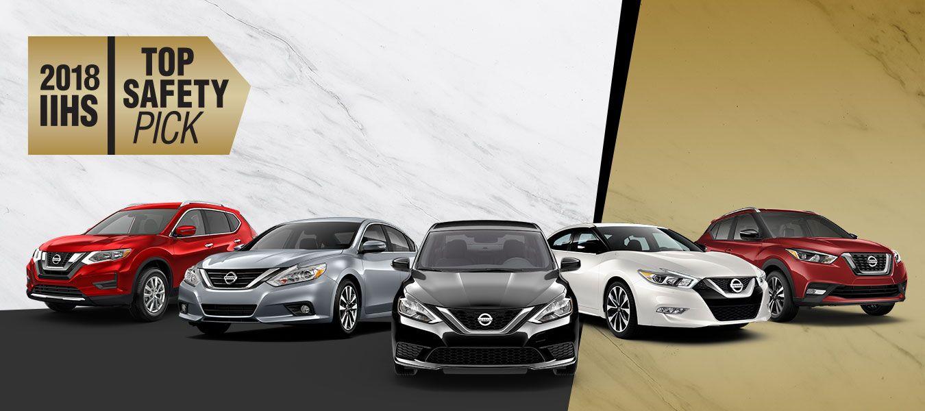 Nissan Winning Model Lineup