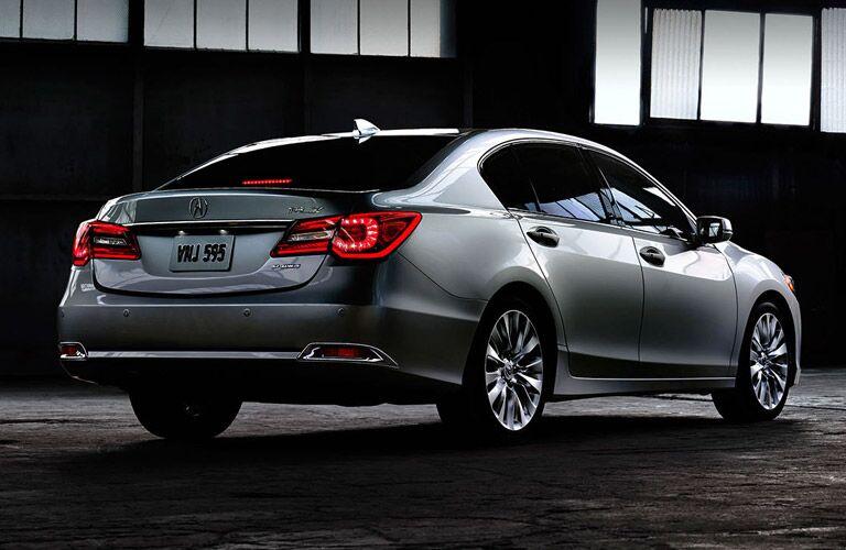 Used Acura RLX