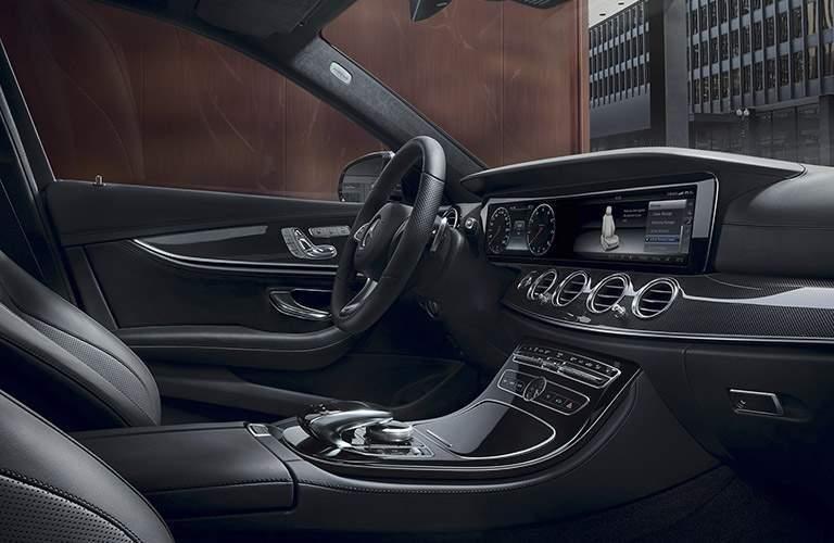 2018 Mercedes-Benz AMG E 63 front interior