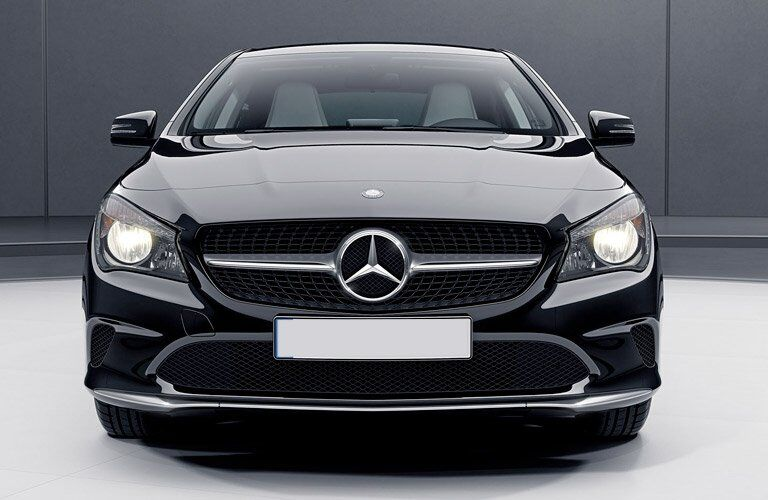 2017 Mercedes-Benz CLA Grille and Star