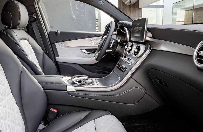 2018 Mercedes-Benz AMG GLC 43 interior side view