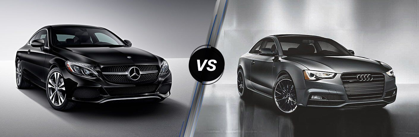 Mercedes-Benz vs Audi