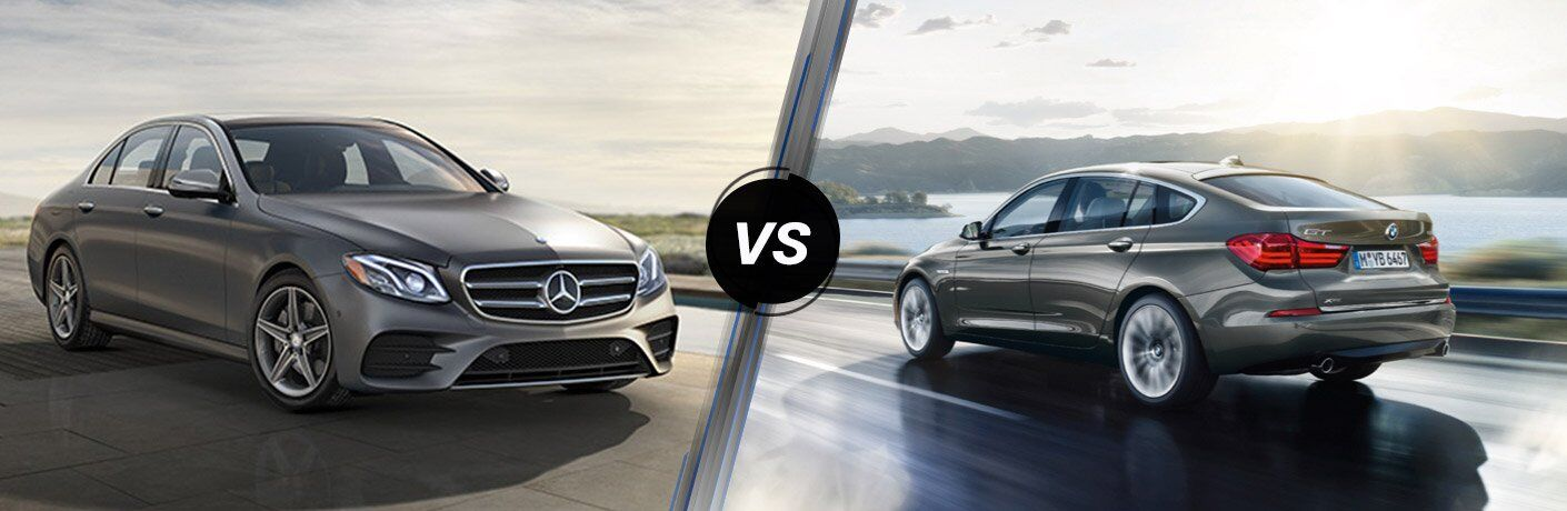 2017 Mercedes-Benz E-Class vs 2017 BMW 5-Series