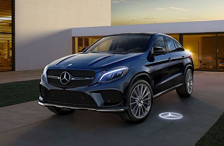 2018 Mercedes-Benz AMG GLE 43 4MATIC® Coupe exterior profile