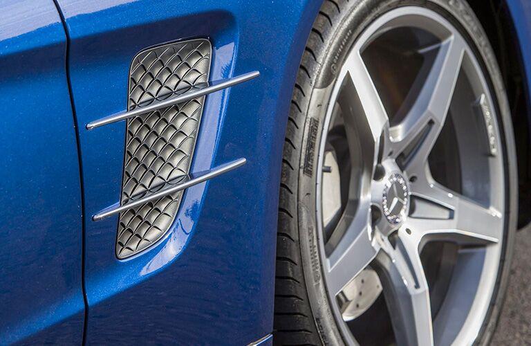 2018 Mercedes-Benz AMG SL 63 wheel