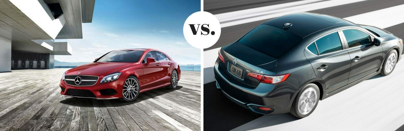 2019 Mercedes-Benz CLA 250 vs 2019 Acura ILX