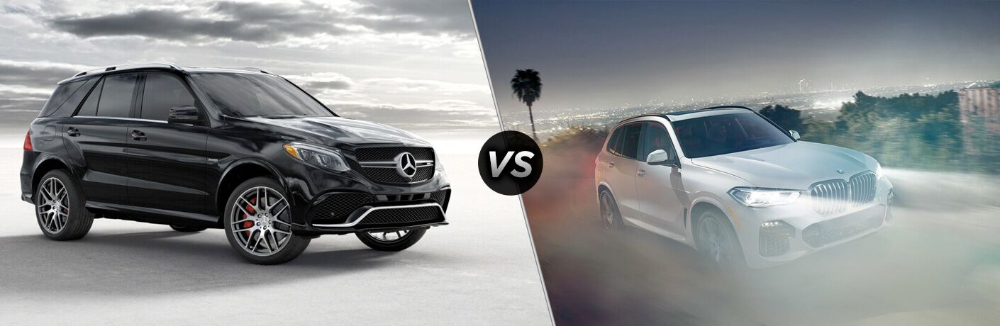 2019 Mercedes-Benz AMG® GLE 63 S vs 2019 BMW X6 M