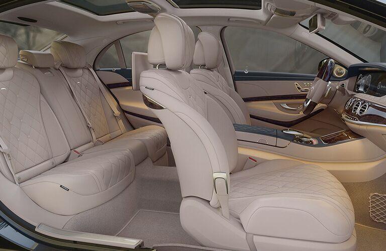 2019 Mercedes-Benz S 450 4MATIC® interior