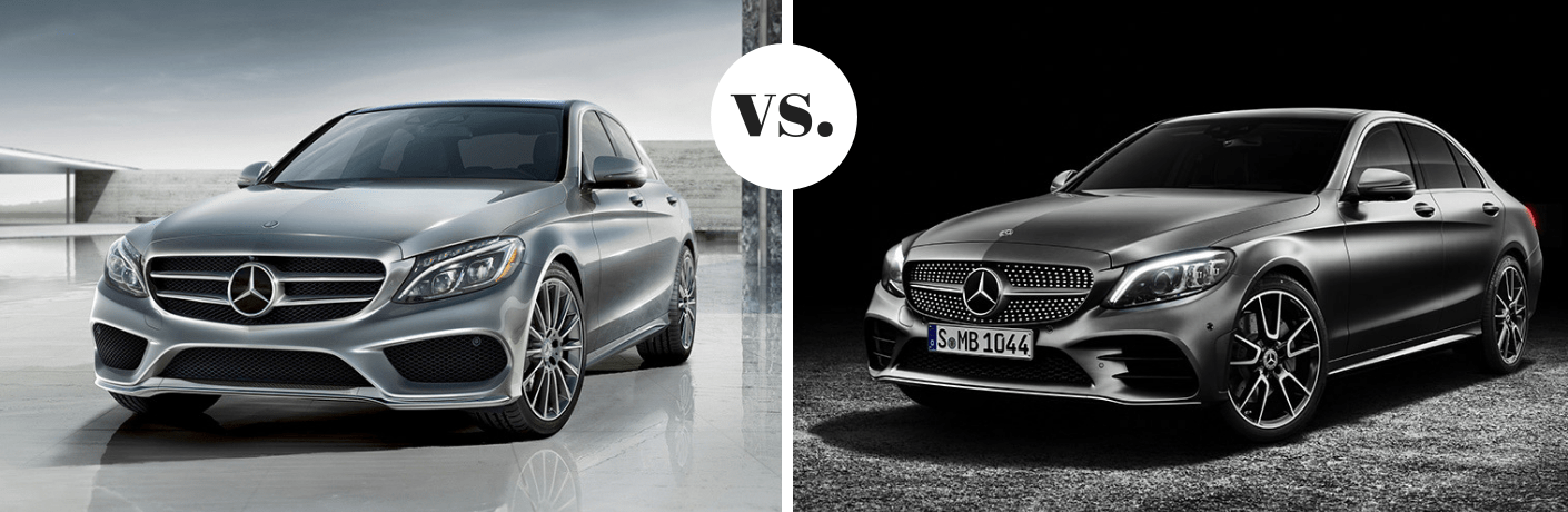2019 Mercedes-Benz C 300 Sedan vs 2019 Mercedes-Benz AMG® C 43 Sedan